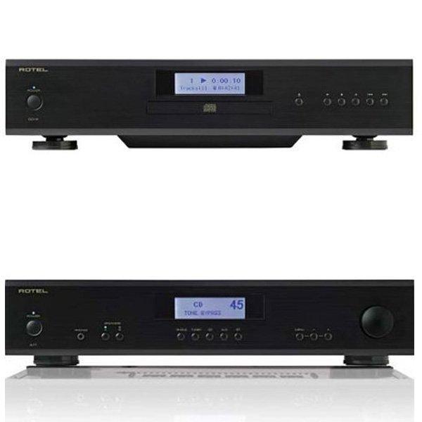 rotel-lector-cd11-amplificador-a11-hifi