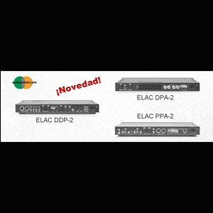 ELAC no para... Nuevos streamer+DAC+preamp,  phono y amplificador