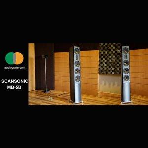 SCANSONIC serie MB-B, unos altavoces con ADN de RAIDHO