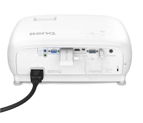 proyector-BenQ W1720 -rear