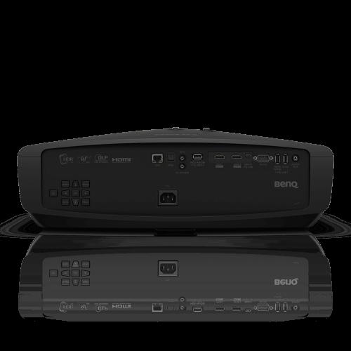 BenQ W5700 - conexiones-Proyector-home-cinema
