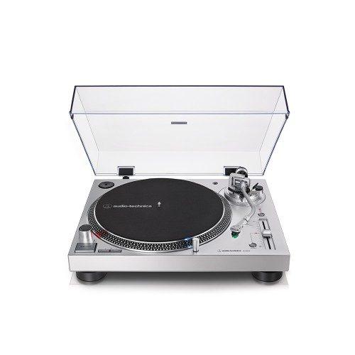 Giradiscos-Audio-Technica-AT-LP120X-USB-silver