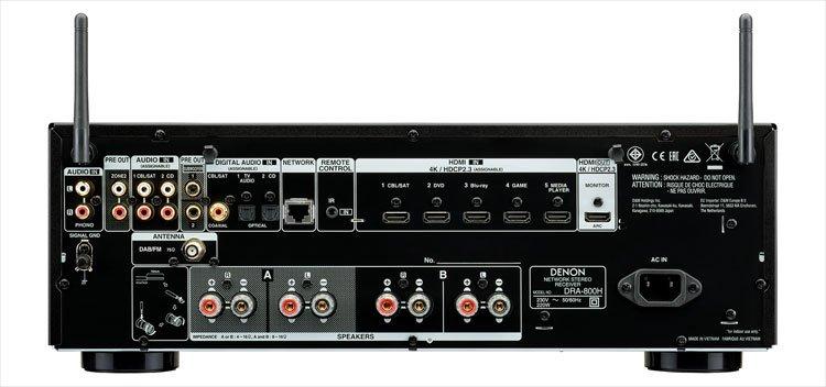 receptor-audio-en-red-Denon-DRA_800H_conexiones