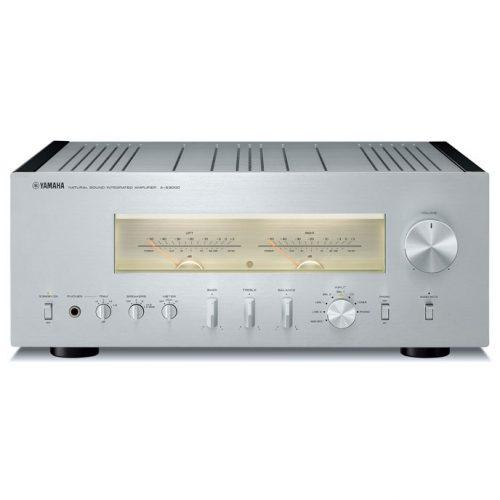 amplificador-integrado-Yamaha-as3000-silver