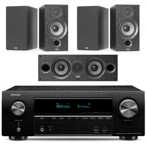 Denon-1500h-elac-5-2-home-cinema