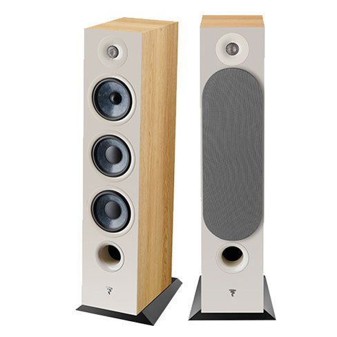 Focal-Chora-826-altavoces-columna-light-oak