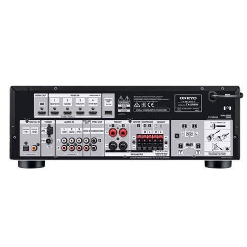 amplificador-Onkyo-TX-SR494-receptor-av-conexiones