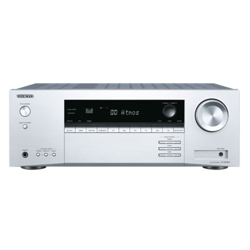 amplificador-Onkyo-TX-SR494-receptor-av-silver