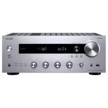 amplificador-Onkyo-tx-8390-receptor-audio-en-red-silver