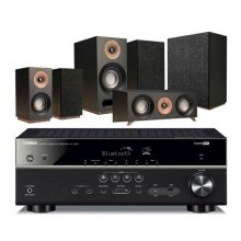 Pack Yamaha RXV385 + Jamo S803HCS-home-cinema