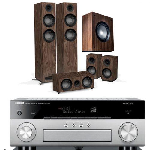 Yamaha-a880-silv-jamo-s807hcs-sub810-waln-home-cinema