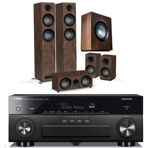 Yamaha-a880b-jamo-s807hcs-sub810-walnut-home-cinema