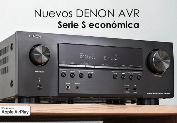 Denon-AVR-serie-S-audioycine-home-cinema
