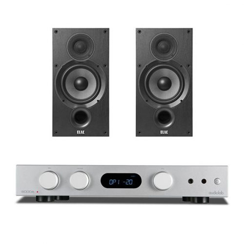 audiolab-6000a-elac-b52-silver-pack-estereo
