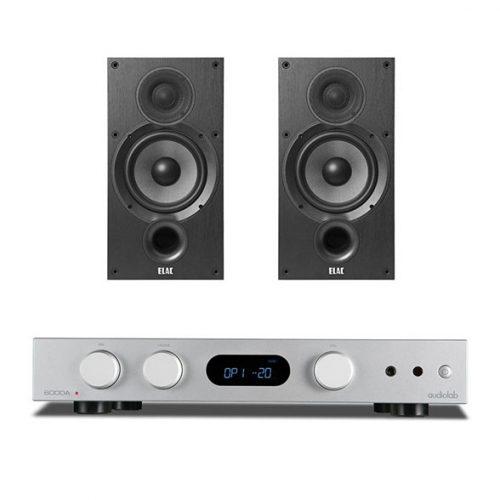audiolab-6000a-elac-b6-silver-pack-estereo