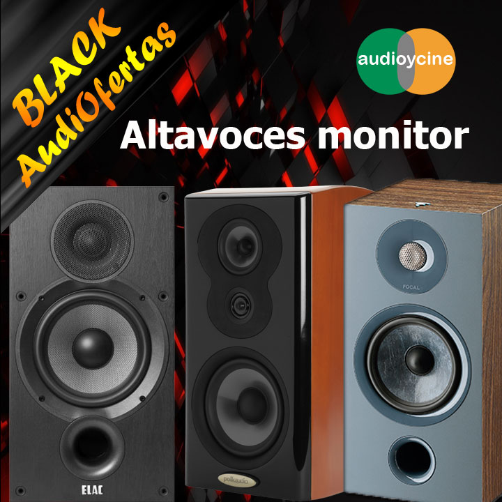 Black-friday-Altavoces-monitor-black-audiofertas-2019