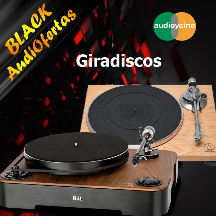 Black-friday-Giradiscos-black-audiofertas-2019