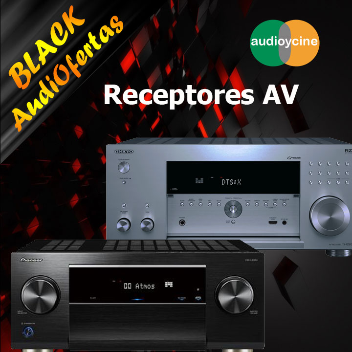 Black-friday-Receptores-AV-black-audiofertas-2019