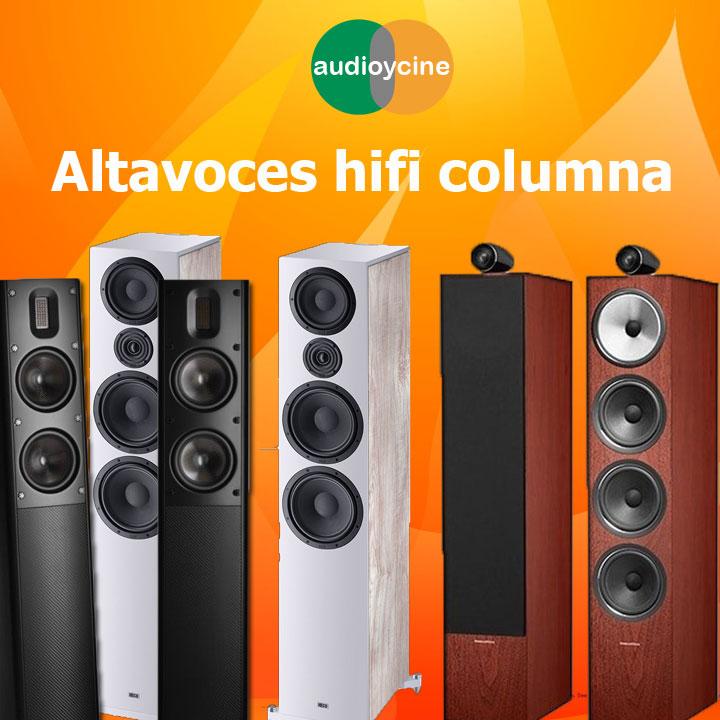 Altavoces-hifi-columna-ofertas