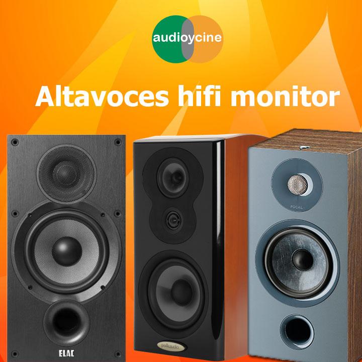 Altavoces-hifi-monitor-ofertas