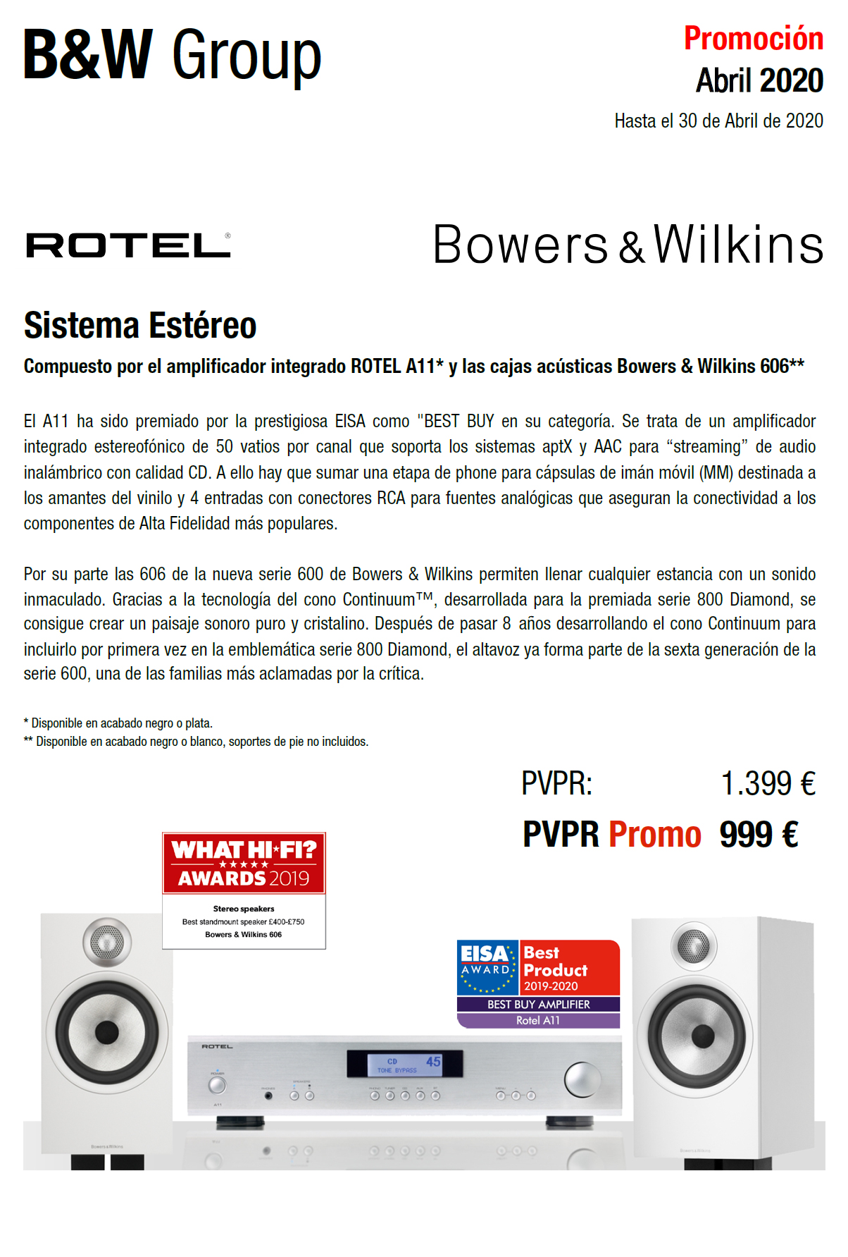 oferta-bw-606-rotel-a11-abril-2020