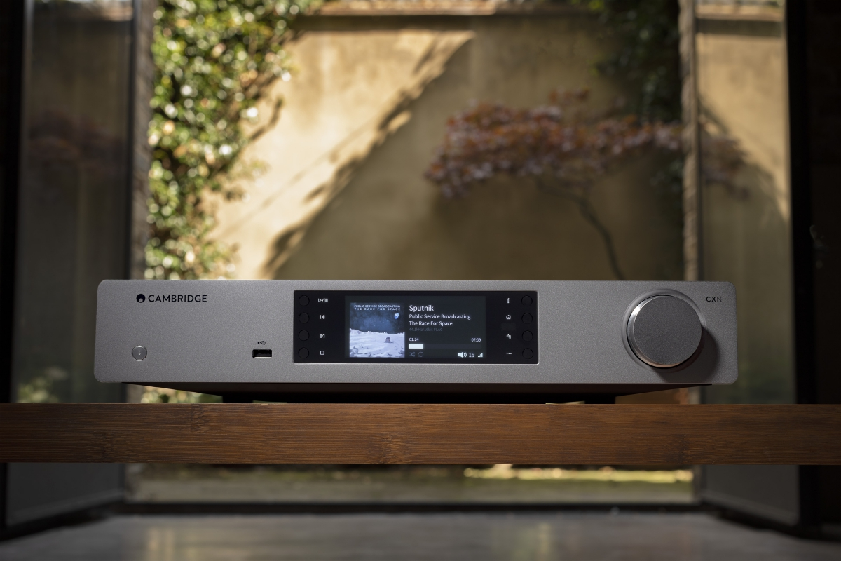Cambridge Audio CXN V2-streamer