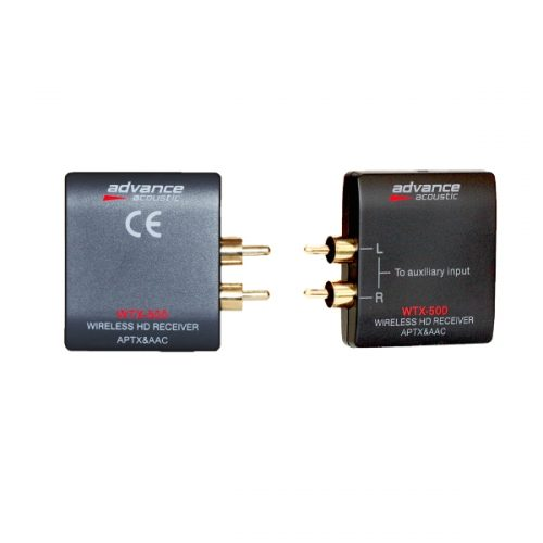 Advance Paris wtx-500-Receptor Audio Inalambrico