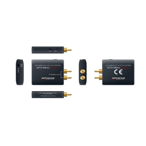 Advance Paris wtx-Microstream-Transmisor Inalambrico