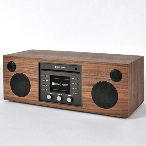 Como Audio Musica - Equipo de sonido CD 01
