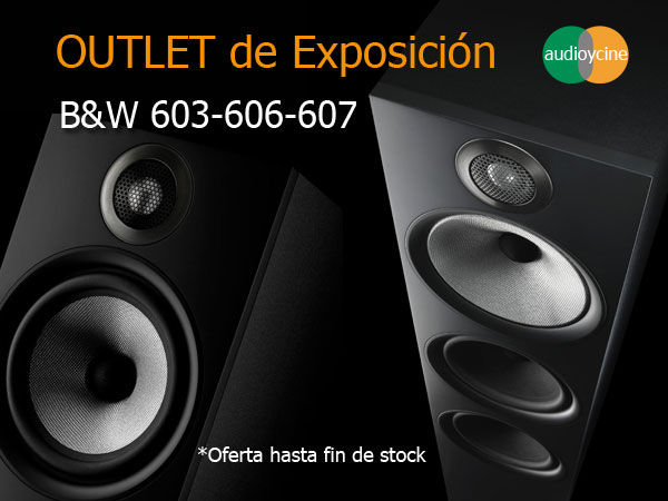 B&W-603-606-607-outlet-oferta