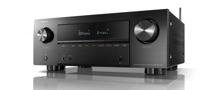 Review Denon AVR X2700H