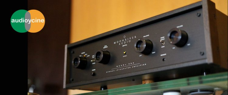 Moonriver 404-amplificador