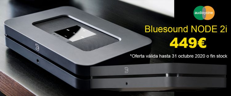 bluesound oferta 449€- streamer