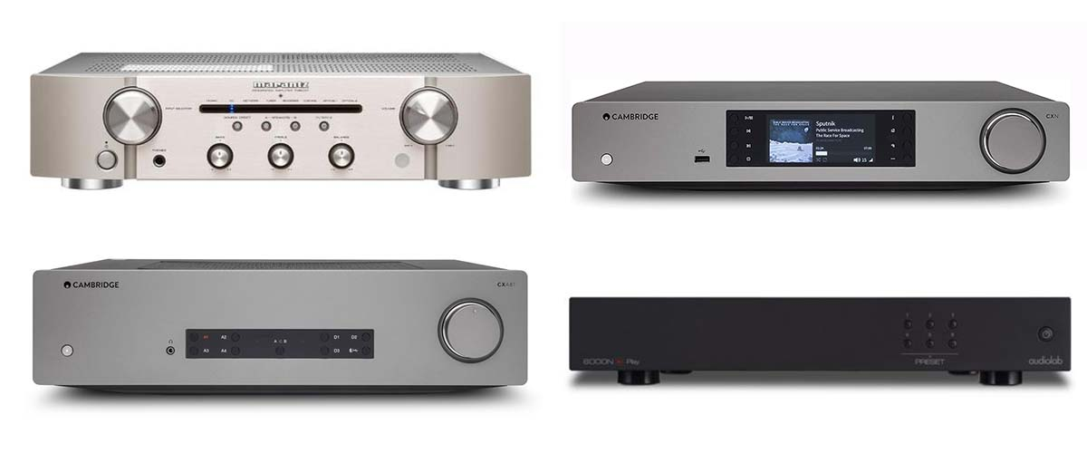 marantz-cambridge-audiolab-AMPLIFICADORES