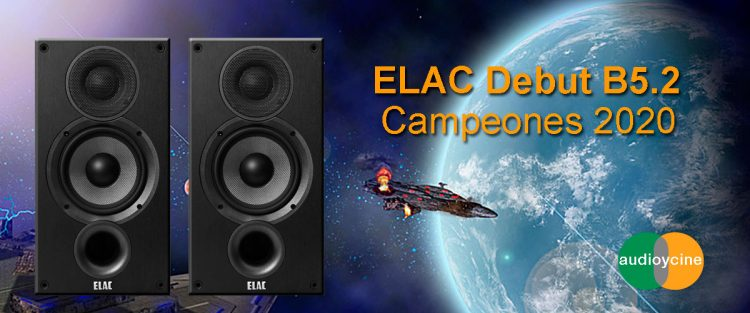 altavoces elac b5.2 campeones 2020