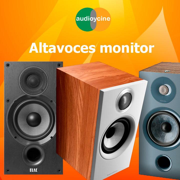Altavoces-monitor-de-audioycine