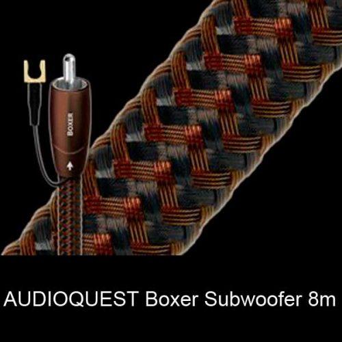Audioquest-boxer-subwoofer-8m-cables