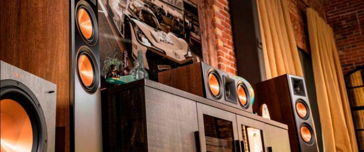 Los altavoces Klipsch RP-8000 han sido ganadores de los altavoces del año (por debajo de 1500$)