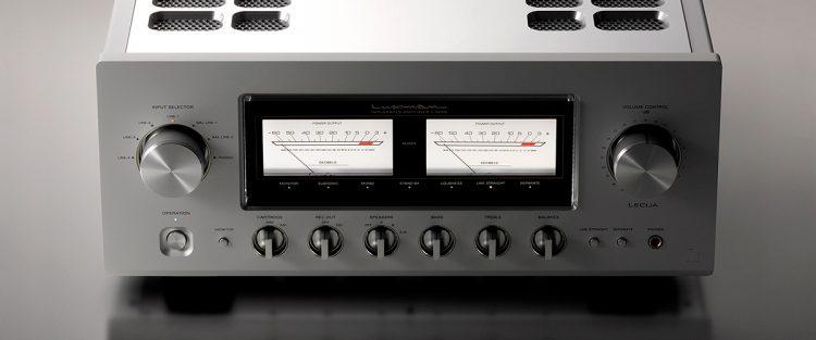 Amplificadores integrados LUXMAN L-509X