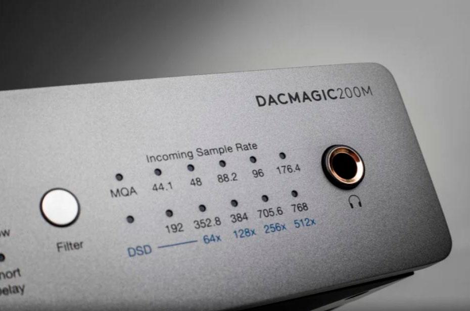 DacMagic 200M