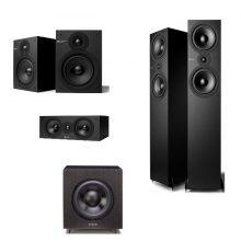 Cambridge Audio SX 5.1-hifi Speaker Package Pack de 2 SX50, SX70, 2 SX80 & SX120